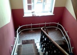 Zakręt 2x90° krzesełka dźwigowego - windy schodowej Platyna CU