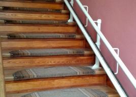 Szyna schodowej windy Platyna CU