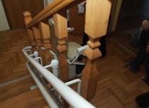 Winda schodowa Platyna CU/Stairlift Platyna CU