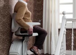Krzesełko schodowe HOME