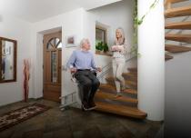 Krzesełko schodowe Alfa zaprojektujemy z uwzględnieniem wszystkich Twoich potrzeb