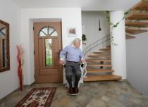 Windy schodowe Alfa zapewnią pełną niezależność w Twoim domu