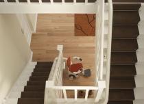 Schodowa winda Flow dla Twojego domu