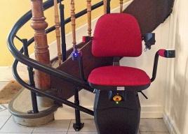Krzesełka schodowe Hawle to produkty najwyższej klasy, zresztą Niemcy nie pozwoliliby sobie na niską jakość