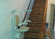 Winda schodowa stojąco-siedząca, krzesełko schodowe